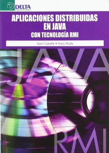 9788496477957: Aplicaciones distribuidas en Java con tecnología RMI