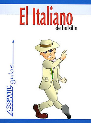 9788496481435: El Italiano de Bolsillo ; Italian phrasebook for Spanish speakers (French Edition) (Italian Edition)