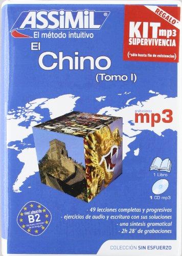 9788496481466: (pack) nuevo chino sin esfuerzo, el (tomo 1) +CD MP3