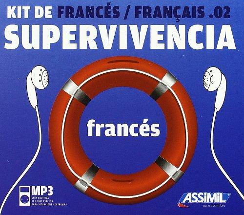 9788496481596: Kit De Francés Supervivencia (Libro+mp3) (Kit De Supervivencia)