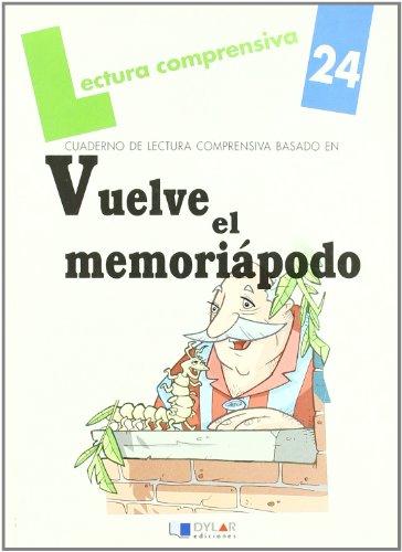 9788496485099: Vuelve el memoriápodo. Cuaderno de lectura comprensiva
