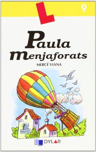 9788496485907: PAULA MENJAFORATS- Llibre 9