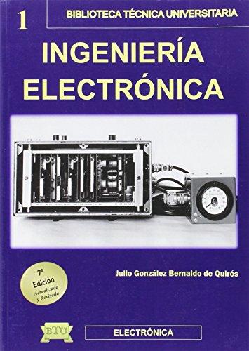 9788496486911: INGENIERIA ELECTRONICA.
