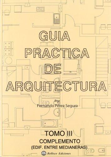 Complemento : edificios entre medianeras (Paperback): Fernando Perez Segura
