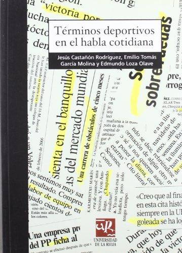 9788496487062: terminos_deportivos_en_el_habla_cotidiana