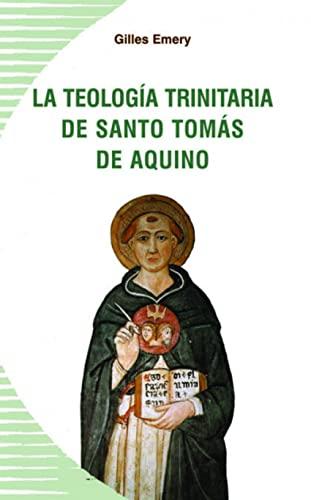 9788496488304: La teología trinitaria de santo Tomás de Aquino (Koinonía)