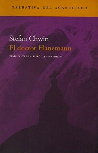 9788496489042: El doctor Hanemann / The Doctor Hanemann (Spanish Edition)