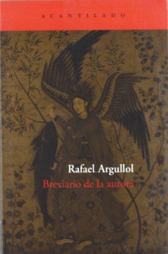 9788496489219: Breviario de la aurora (Cuadernos del Acantilado)
