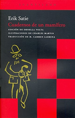 9788496489554: Cuadernos de un mamífero (Acantilado Bolsillo)