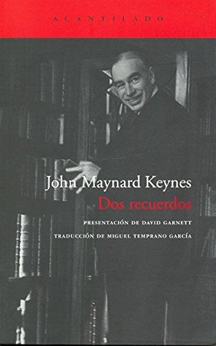 9788496489578: Dos recuerdos / Two memories (Spanish Edition)