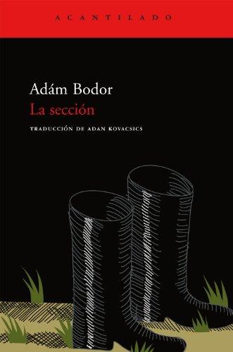 Seccion ca-22 - Bodor, Adam