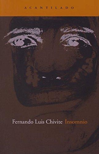 9788496489882: Insomnio (Narrativa del Acantilado)