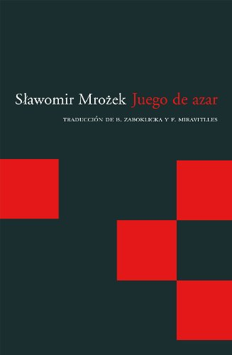 9788496489929: Juego de azar / Game of chance (Spanish Edition)