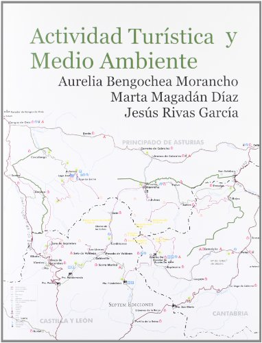 9788496491601: ACTIVIDAD TURISTICA Y MEDIO AMBIENTE
