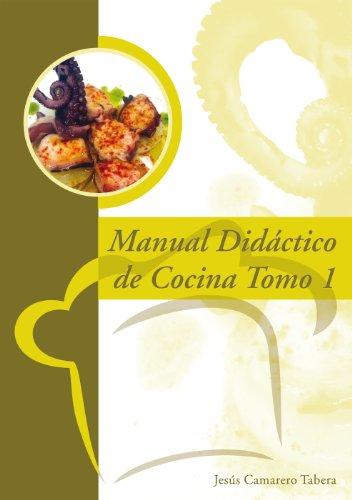 9788496493940: Manual didáctico de cocina. 2 tomos