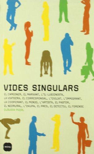 9788496499171: Vides Singulars