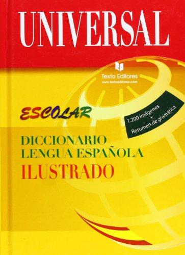 9788496500112: Diccionario escolar de lengua Espanola/ Spanish Language School Dictionary (Spanish Edition)