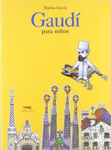 9788496509573: Gaudí para niños (Aprender y descubrir)