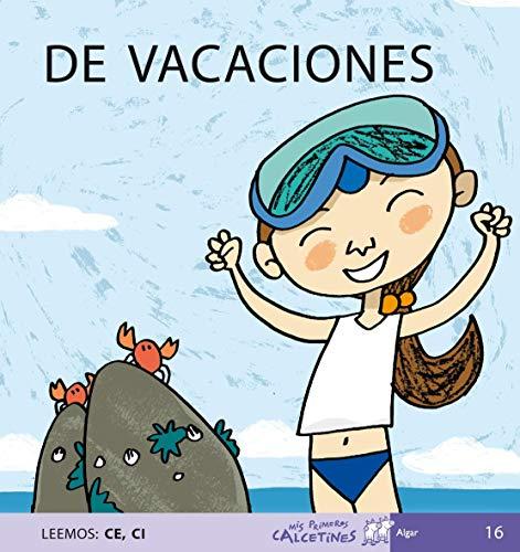 9788496514225: De Vacaciónes (MIS PRIMEROS CALCETINES) - 9788496514225