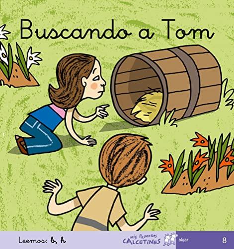 9788496514386: Buscando A Tom - Manuscrita (MIS PRIMEROS CALCETINES) - 9788496514386