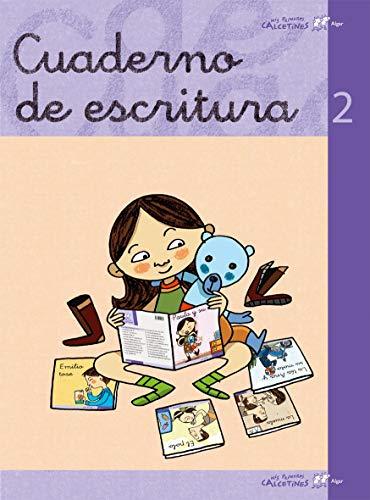 Mis primeros calcetines, escritura, Educación Infantil, Educación: Josep Gregori Soler,