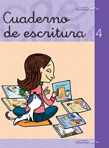 Mis primeros calcetines, cuaderno de escritura 4,: Teresa; Gregori Soler,