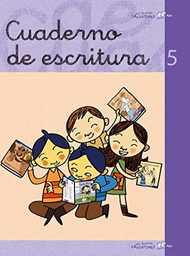 9788496514690: Cuaderno escritura 5 (LIBROS DE TEXTO) - 9788496514690