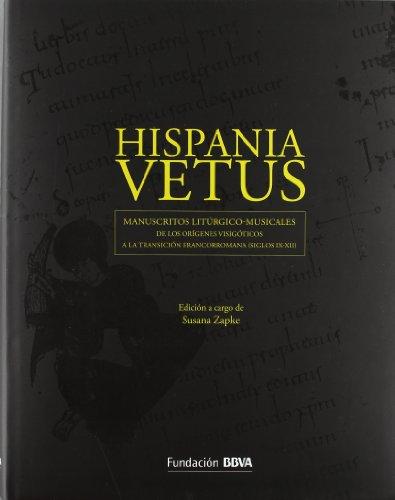 9788496515499: Hispania Vetus