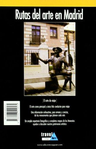 9788496519572: RUTAS DEL ARTE MADRID (Travel Time Arte)