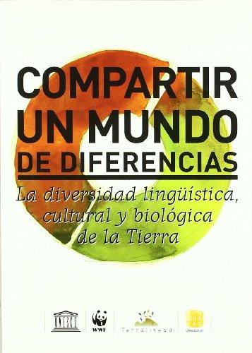 9788496521490: Compartir un mundo de diferencias (Unesco)