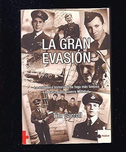 9788496525801: Gran Evasion, La (Puzzle (inedita))