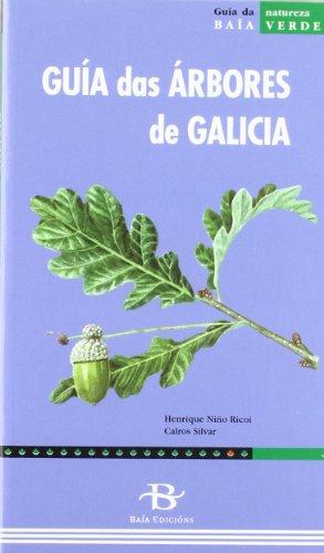 9788496526709: Guía das árbores de Galicia (Baía Verde)