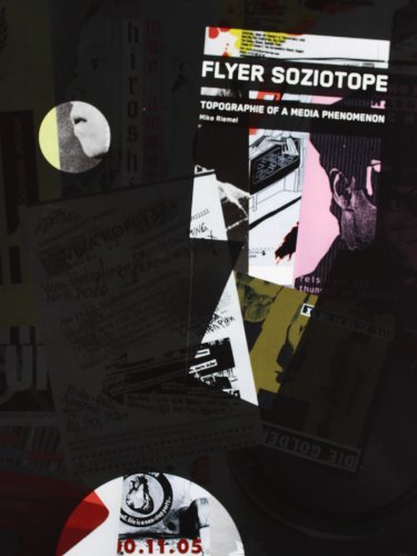 9788496540033: Flyer Soziotope: Topography of a Media Phenomenon (ACTAR)