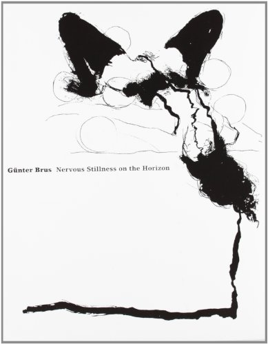 9788496540194: Günter Brus: Nervous Stillness on the Horizon (ACTAR)