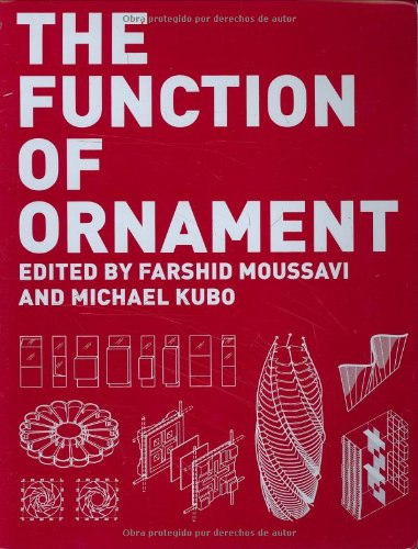 The Function of Ornament: Farshid Moussavi