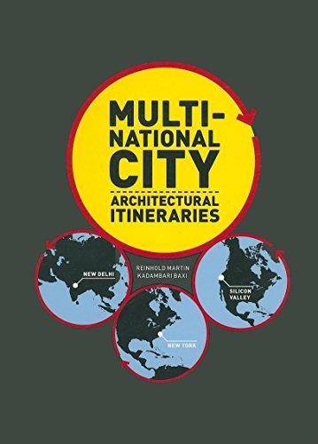 MULTI-NACIONAL CITY: REINHOLD MARTIN