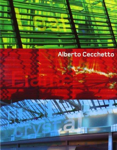 9788496540774: Leaf, Flame, Crystal: Alberto Cecchetto