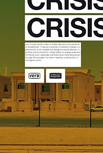 9788496540972: Verb Crisis (ACTAR)