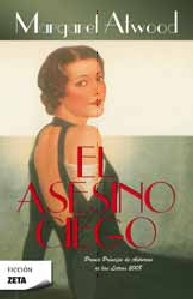 EL ASESINO CIEGO (Bolsillo Zeta Narrativa Extranjera) (Spanish Edition) (9788496546318) by MARGARET ATWOOD