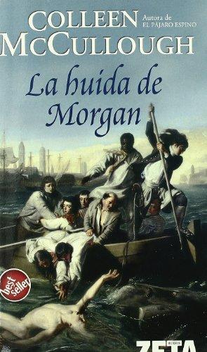 9788496546790: HUIDA DE MORGAN, LA (BEST SELLER ZETA BOLSILLO)