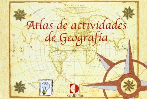 9788496547629: Atlas de actividades de geografía, ESO