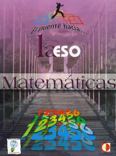 9788496547704: El puente hacia la ESO, Matemáticas