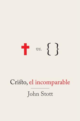 9788496551916: Cristo, el incomparable (Spanish Edition)