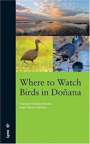 9788496553200: Where to watch Birds in Doñana (Descubrir la Naturaleza)