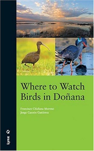 9788496553200: Where to Watch Birds in Donana