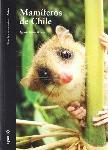 9788496553316: Mamiferos De Chile (Spanish Edition)