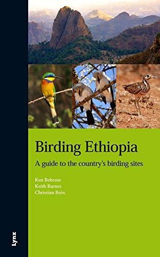9788496553552: Birding Ethiopia