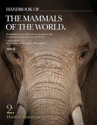 9788496553774: Handbook of the Mammals of the World, Vol. 2: Hoofed Mammals