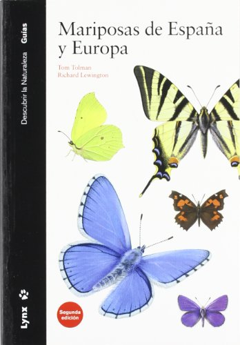 9788496553842: Mariposas de España y Europa