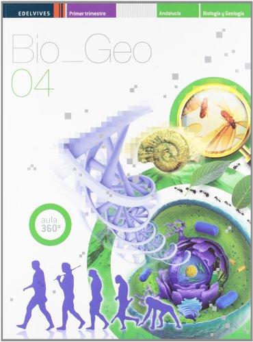 9788496559929: Biologia y Geologia 4 ESO (Andalucia)
